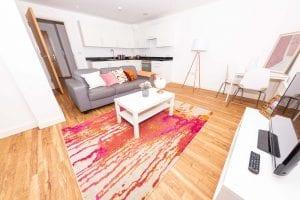 X1 The Exchange | 2 Bedroom Flat to Rent in Salford Quays