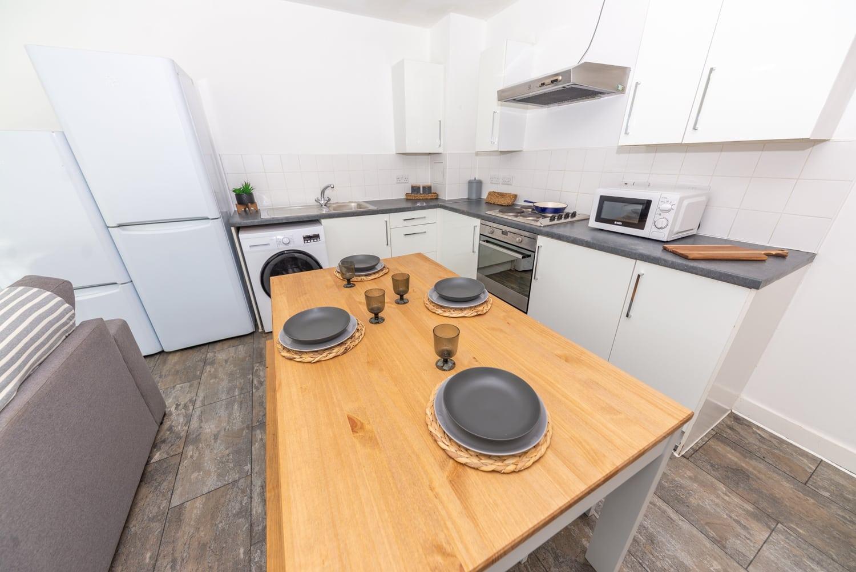 arndale house kitchen
