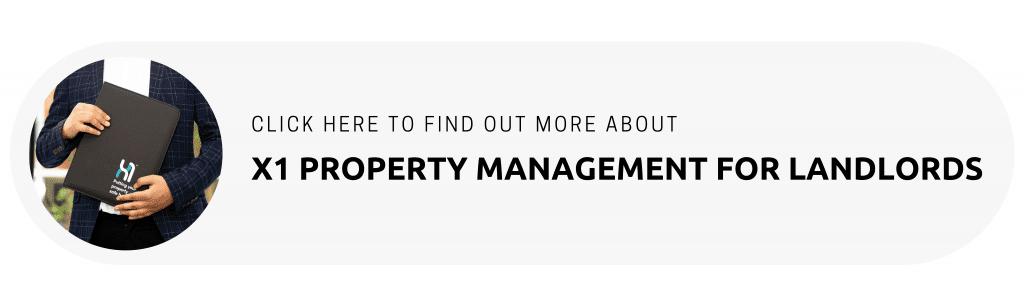 x1 button property management banner