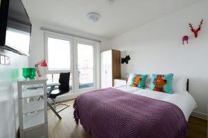 Studio apartment In Liverpool